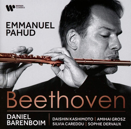 Emmanuel Pahud-Beethoven TBC