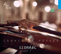 Carnet de Voyage Quatuor Ludwig