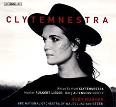 Ruby HUGHES BBC National Orchestra of Wales -Jac Van Steen Clytemnestra