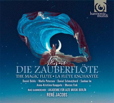 René Jacobs Mozart La Flûte enchantée Akademie für Alte Music Berlin