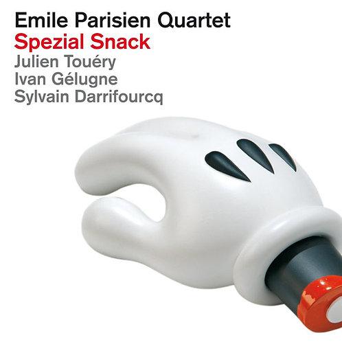 Emile Parisien Quartet Spezial Snack Julien Touéry/Ivan Gélugne/Sylvain Darrifou