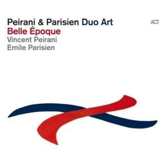 Vincent Peirani/Emile Parisien Duo Art Belle Epoque