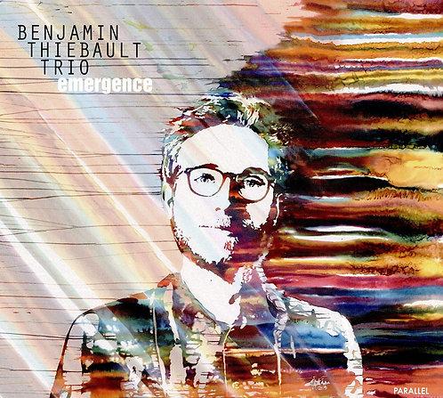 Benjamin Thiebault Trio Emergence