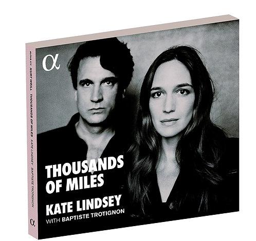 THOUSANDS OF Miles Trotignon/lindsey