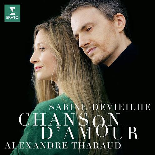 Sabine Devieilhe Alexandre Tharaud-Chanson d'amour