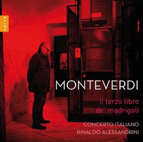 Rinaldo Alessandrini Monteverdi Il terzo libro de Madrigale