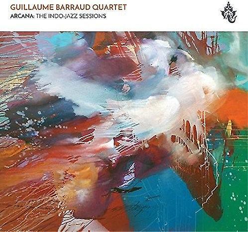 Arcana Indo-Jazz Guillaume Barraud Quartet
