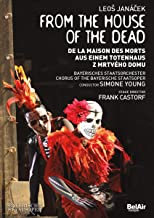 Janacek: From The house of dead Simone young DVD