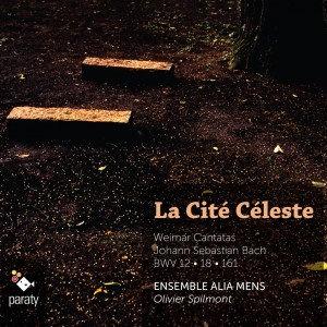 Ensemble Alia Mens Olivier Spilmont La cité Céleste