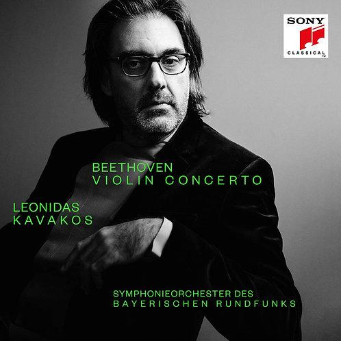 Beethoven Violin concerto Leonidas Kavakos dble CD