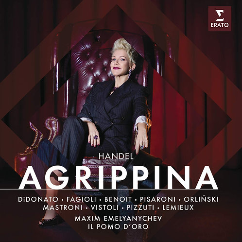 Handel Agrippina Joyce di Donato