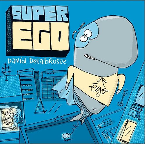 Super Ego David Delabrosse CD pour enfants