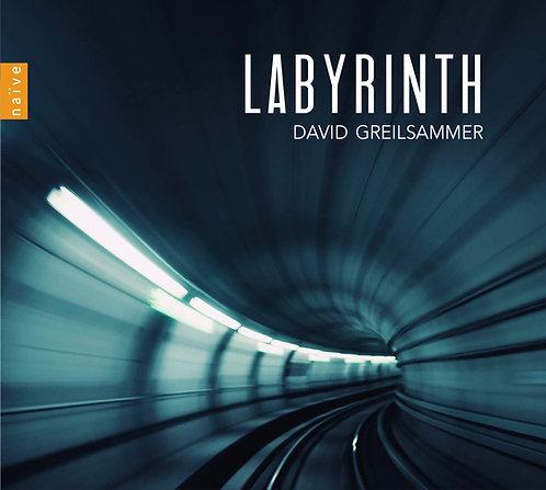 David Greilsammer Labyrinth Piano