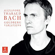 A Tharaud Bach Variations Goldberg Vinyle