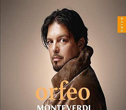 Emilio Gonzalez Toro Monteverdi Orfeo I Gemelli
