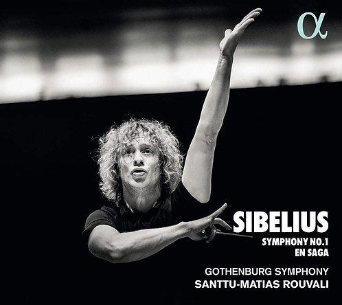 Sibelius Symphony N°1 Gothenburg Symphony Santtu-Mathias Rouvali