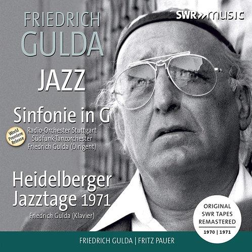 Friedrich GULDA: Jazz/Sinfonie in G