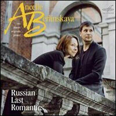 Russian Last Romantics Two Pianos Originals Project Ancelle/Berlinskaya