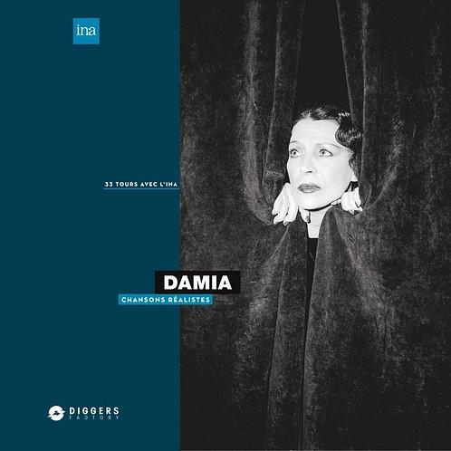 Damia Chansons réalistes Vinyle