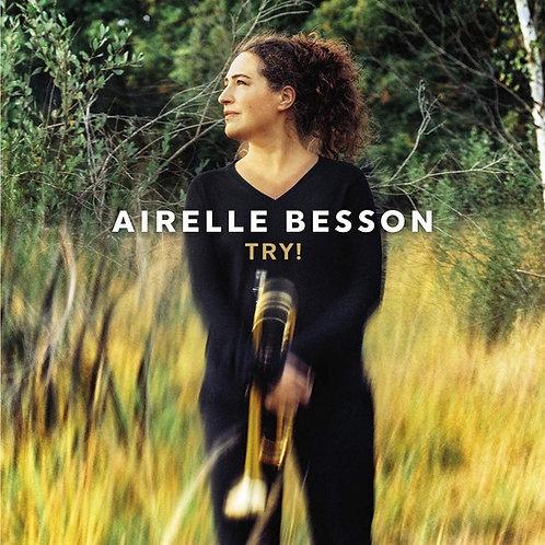 Airelle Besson Quartet Try Vinyle