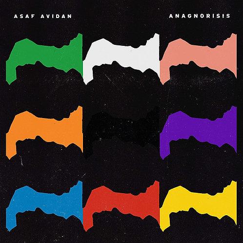 Asaf Avidan-Anagnorisis