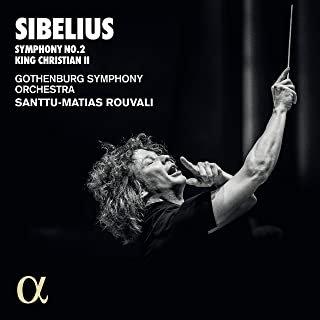 SIBELIUS: Symphony 2 Santtu-Matias Rouvali
