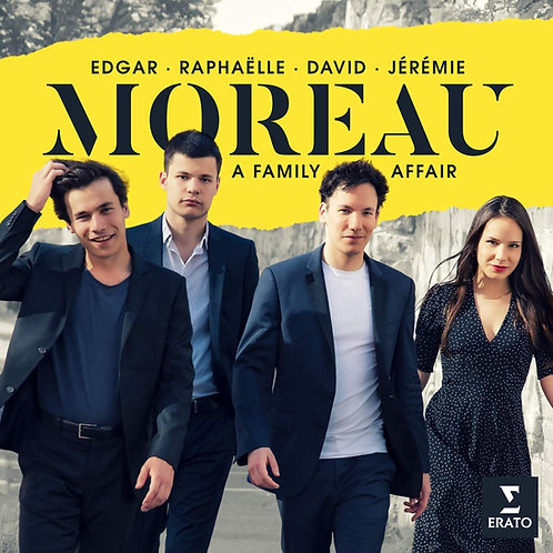 Edgar Moreau-A Family Affair