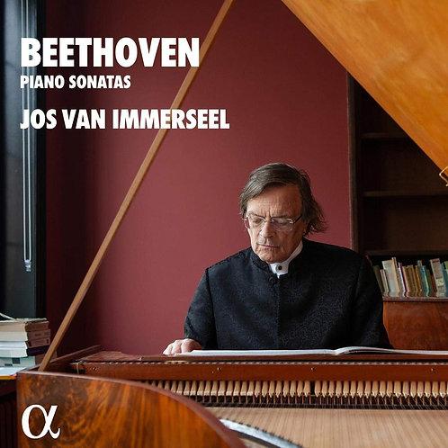 BEETHOVEN: Piano Sonates Jos van Immerseel