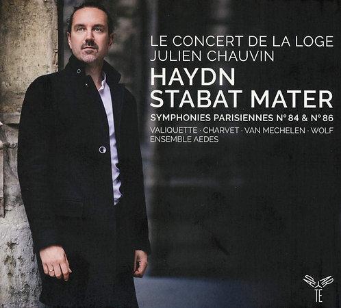 Haydn Stabat Mater Le Concert de la Loge Julien Chauvin