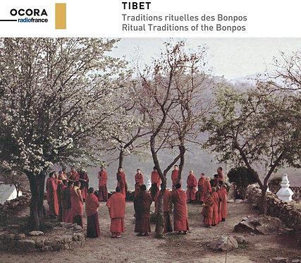 Tibet Traditions rituelles des Bonpos