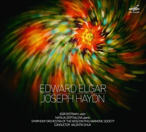 Igor Oistrakh-Natalia Zetsalova Edward Elgar/Joseph Haydn