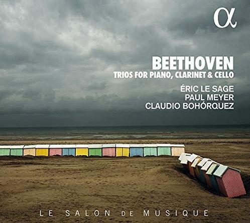 Beethoven Trios Piano, Clarinet, Piano Eric le Sage-Paul Meyer-Claudio Bohorquez