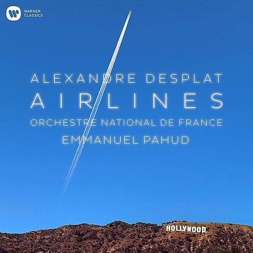Emmanuel Pahud-Airlines Alexandre Desplat orchestre National de France