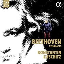 Ludwig van Beethoven 32 Sonates Constantin Lifschitz