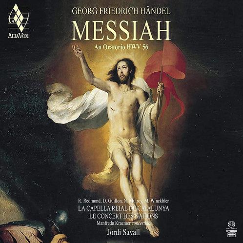 J Savall Handel Messiah