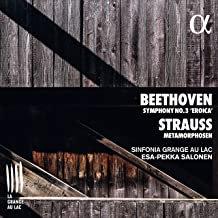 Beethoven/Strauss Sinfonia Grange du Lac Elsa Pekka Salonen