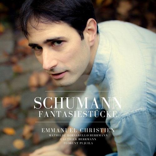 Emmanuel Christien Schumann Fantaiestücke Piano