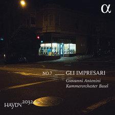 Haydn vol7 Giovanni Antonini Kammerorchester Basel Gli Impresari