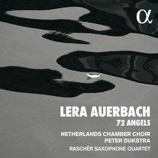 Lera AUERBACH: 72 Angels Netherlands chamber Orchestra Peter Dijkstra