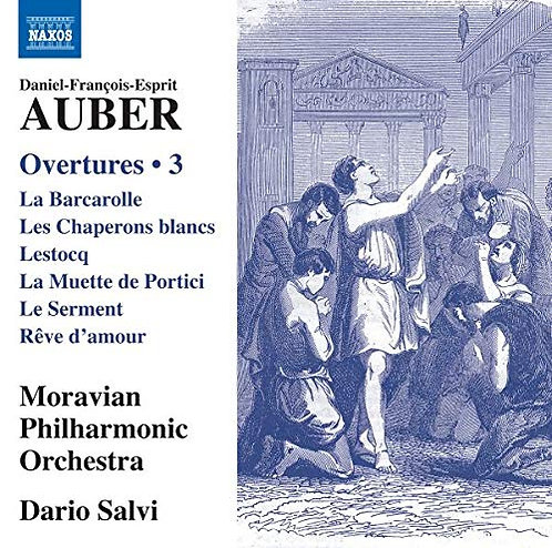 AUBER: Ouvertures N°3