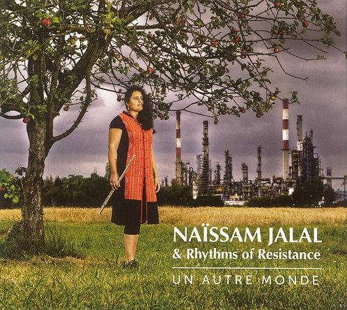 Naïssam JALAL & RHYTHMS OF RESISTANCE - UN AUTRE MONDE