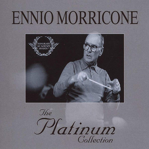 Ennio MORRICONE - THE PLATINUM COLLECTION