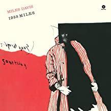 Miles Davis - 1958 vinyle