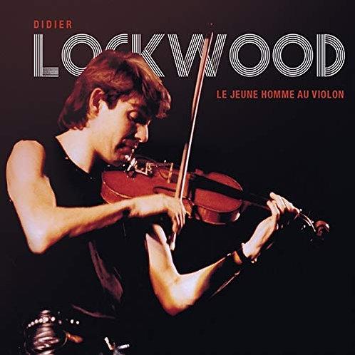 DIDIER LOCKWOOD Le jeune homme au violon Coffret