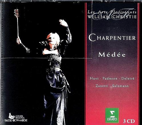 Charpentier Médée Lorraine Hunt William Christie les Arts Florissants
