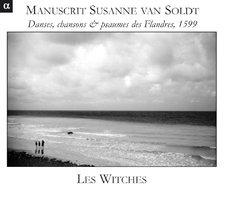 Manuscrit Susan van Soldt Les Witches