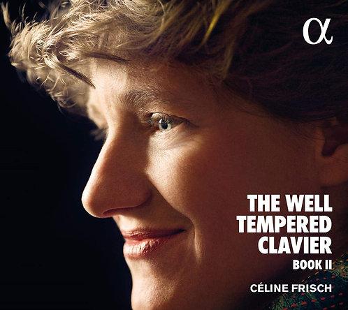 Céline Frisch JS Bach Clavier bien tempéré  vol2