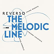 REVERSO: The Melodic Line. Franck Woeste