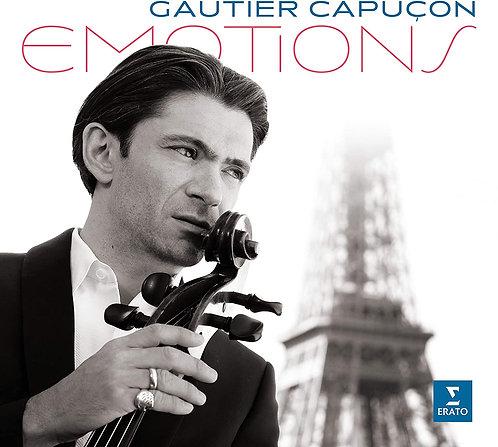 Gautier Capucon-Emotions