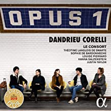 Taylor Consort: Opus 1 Dandrieu/Corelli